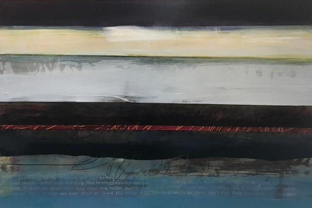 , 'Sound Waves,' 2017, Desta Gallery