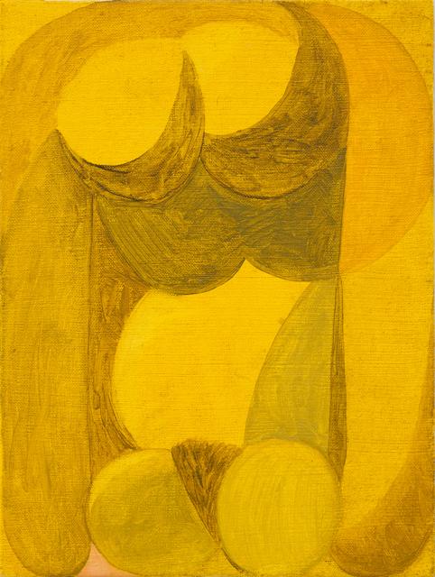 , 'Puppy Painting (Beef Island),' 2012, Roberts & Tilton