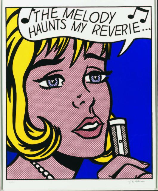 Roy Lichtenstein, 'Reverie', 1965, Contessa Gallery