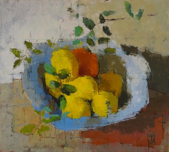 Jill Barthorpe, 'Square Bowl', 2018, White Court Art