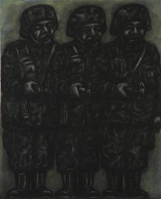 , 'Study V,' 2012, Galerie Ernst Hilger