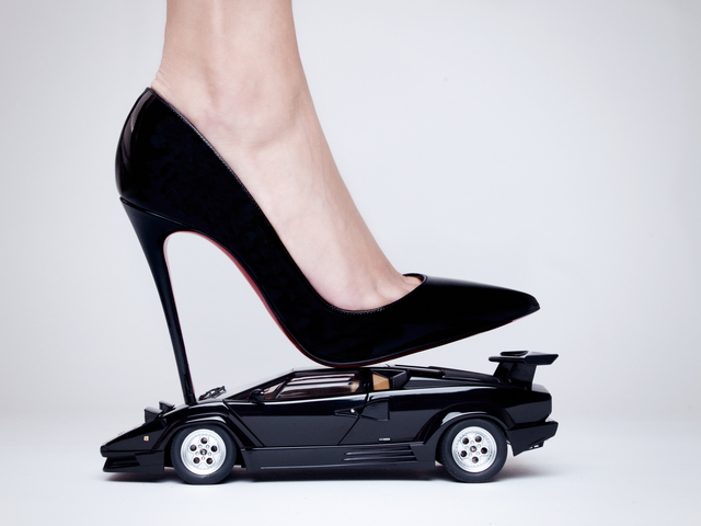 , 'Lamborghini High Heel,' 2015, Samuel Lynne Galleries