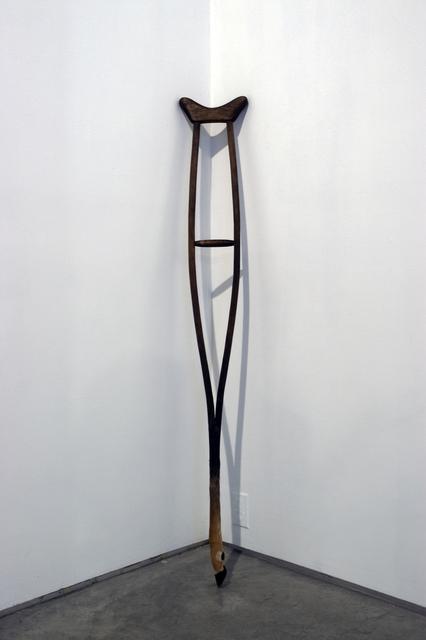 , 'Crutch,' 2009, Gallery Ihn