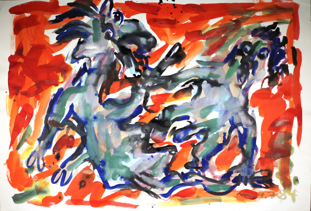 , 'Sans titre,' 1984, Eric Dupont