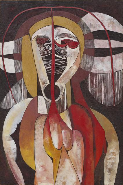 , ''Female figure',' , Johans Borman Fine Art