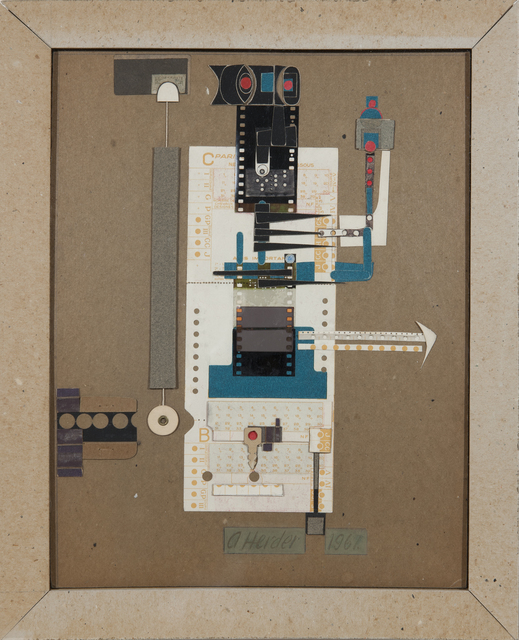 , 'A Machine for Luddites,' 1983, Pavel Zoubok Gallery