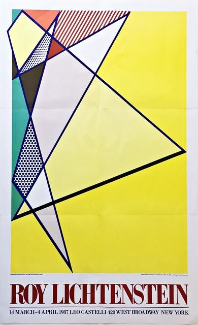 , 'Roy Lichtenstein at Leo Castelli,' 1987, Alpha 137 Gallery
