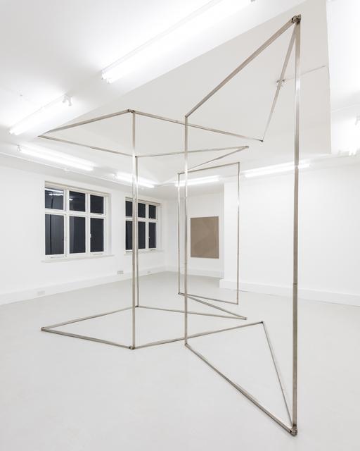 , 'Untitled (folding rooms),' 2017, MLF   MARIE-LAURE FLEISCH