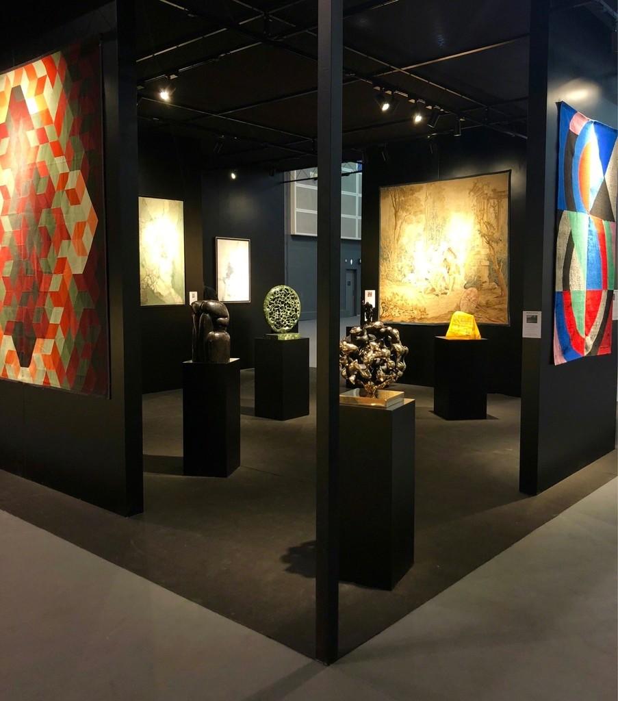 BOCCARA at Fine Art Asia Hong Kong