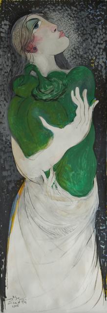 , 'Necessary 1,' 2016, al markhiya gallery
