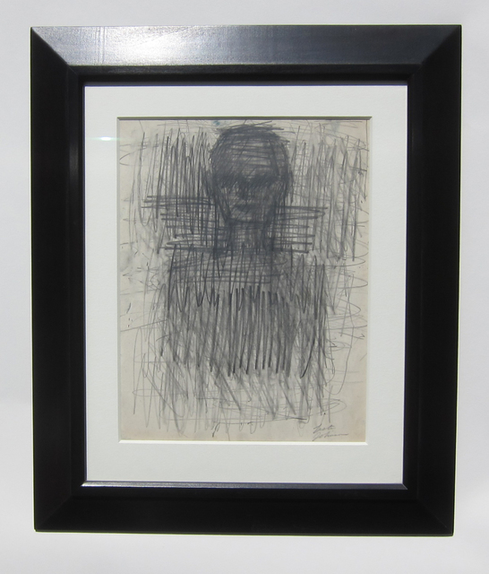 , 'untitled (Man),' 1960, Albert Merola Gallery