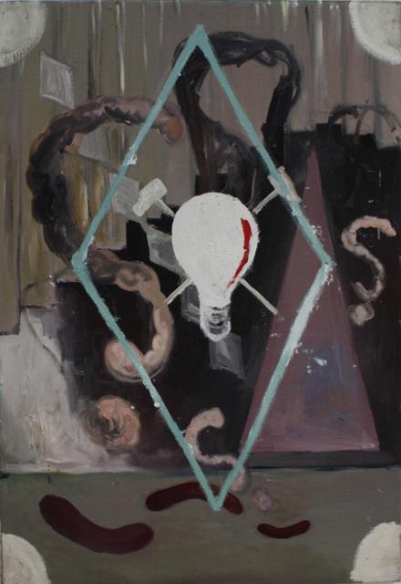 Manuel Ocampo, 'The Compensatory Motif for an Amateur Avant-Gardiste', 2011, Valentine Willie Fine Art