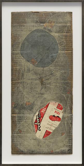 , 'Untitled (Tomato puree),' 1964, Galerija Gregor Podnar