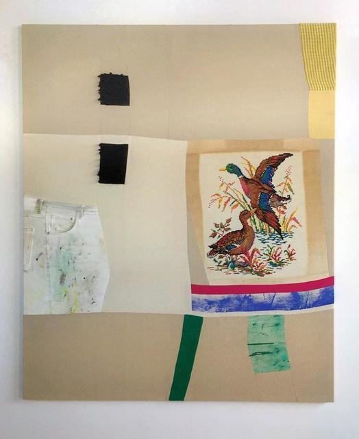 , 'Ducks,' 2015, Galerie Antoine Ertaskiran