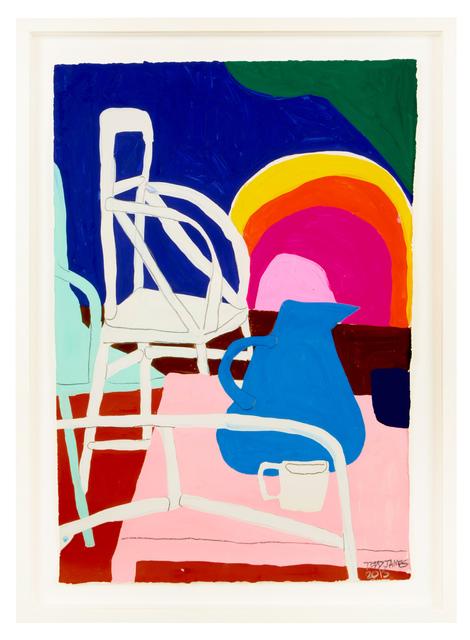 , 'Medium Drawing #1,' 2015, Lazinc