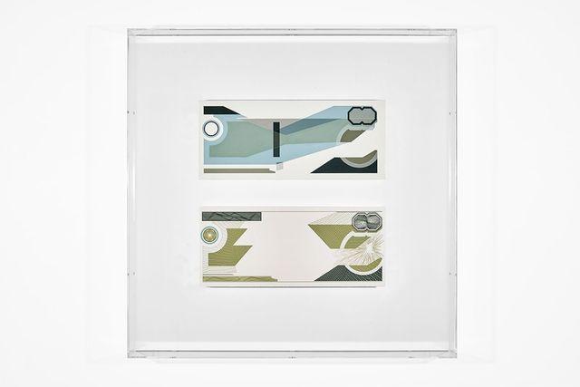 , 'Untitled,' 2016, Galería Hilario Galguera