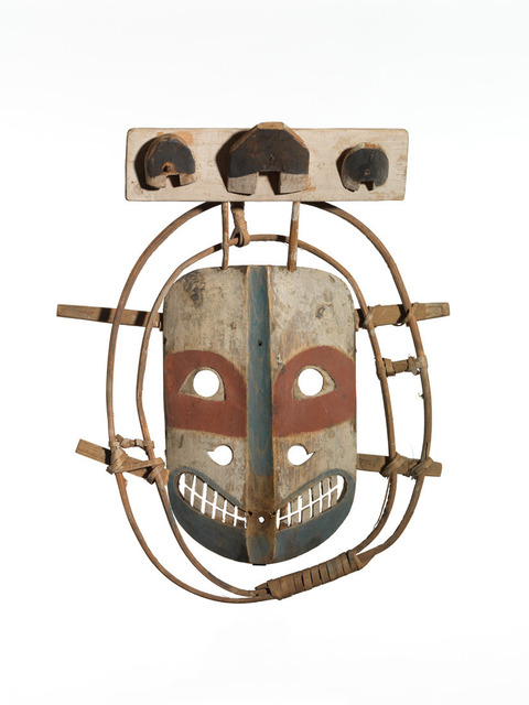 , 'Dance Mask,' ca. 1890, Donald Ellis Gallery