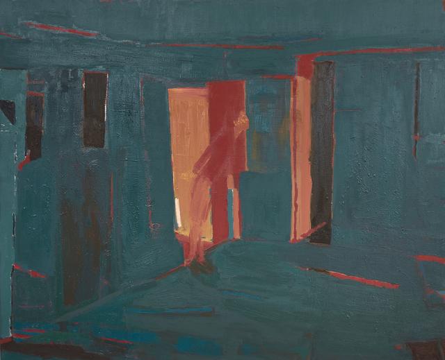 , 'Blue Room,' 2015, Johannes Vogt Gallery