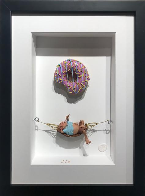 Eva Post Ruben Verheggen, 'I Donut Care', 2018, A.Style