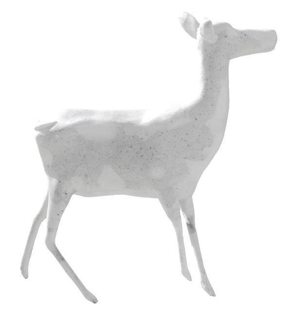 , 'Marble Deer No.2,' 2015, Yiri Arts