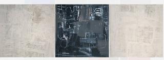 Charlotte Culot, 'Black and White Triptych', 2015, ARC Fine Art LLC