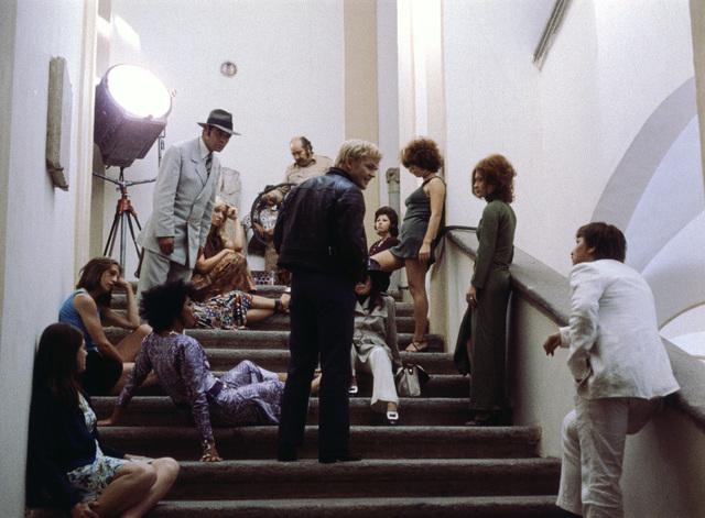 , 'Warnung Vor Einer Heilgen Nutte (Beware of a Holy Whore),' 1970, Gropius Bau