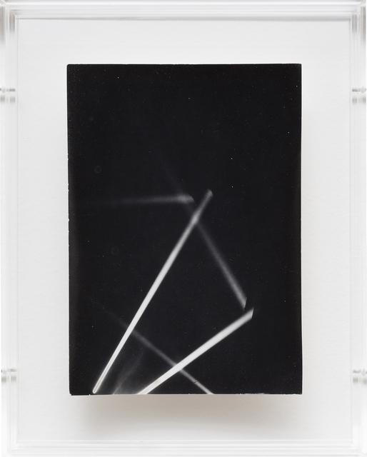 Leticia Ramos, 'Light photogram V', 2016, Mendes Wood DM