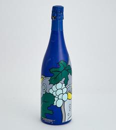 Champagne Taittinger Brut Bottle