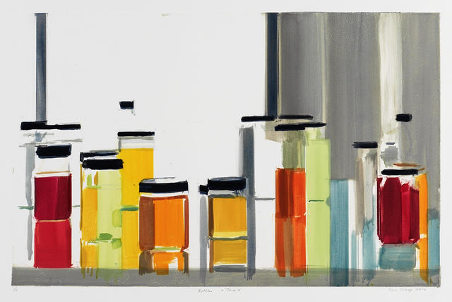 , 'Bottles & Jars 4,' 2010, Page Bond Gallery