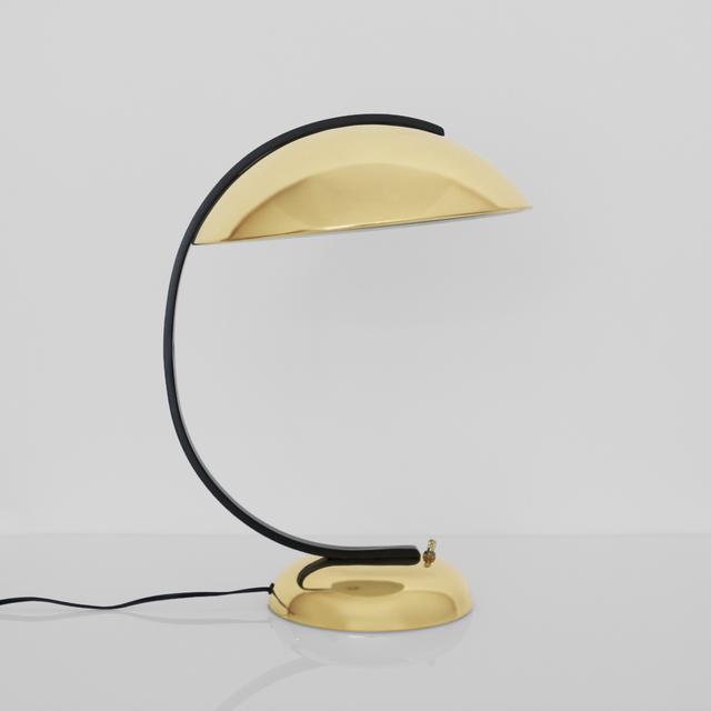 , 'Bauhaus Brass Lamp,' 20th Century, Peter Blake Gallery