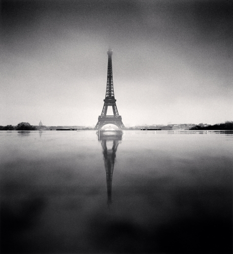 Michael Kenna, 'Eiffel Tower, Study 7 Paris, France', 1987, Weston Gallery