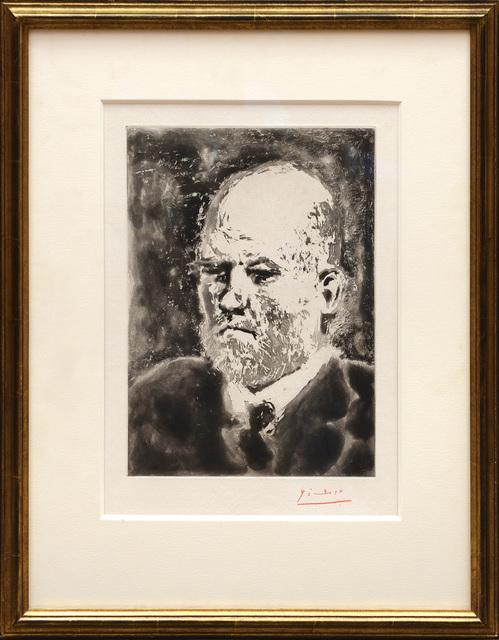 , 'Portrait de Vollard I,' 1937, Peter Harrington Gallery