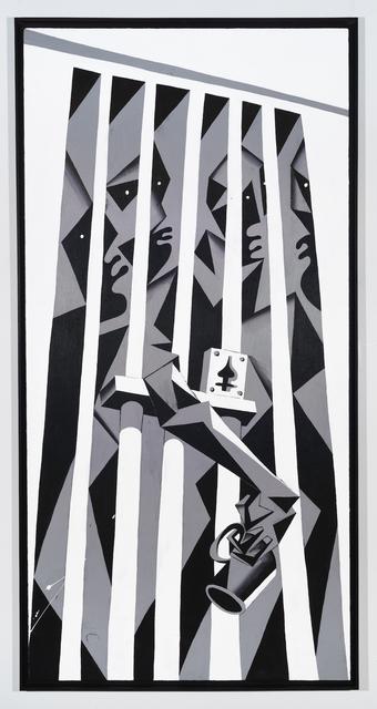 , 'Incarceration Part 1,' 2015, Ki Smith Gallery