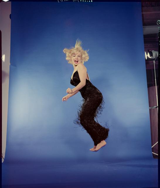, 'Marilyn Monroe,' 1959, Musée de l'Elysée