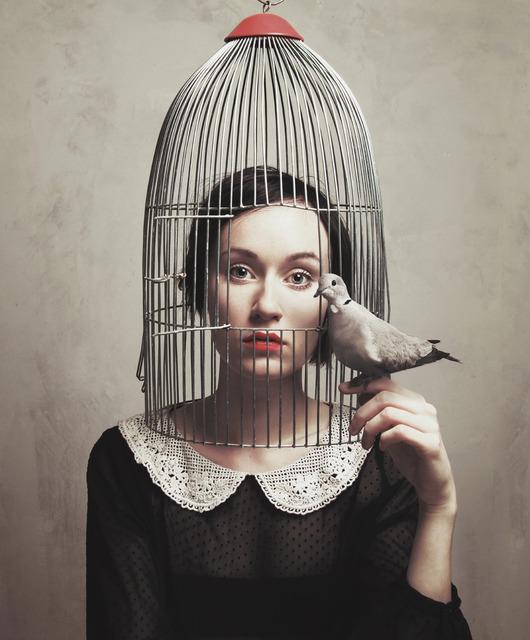 , 'Subjective Freedom I,' 2013, Anna Laudel