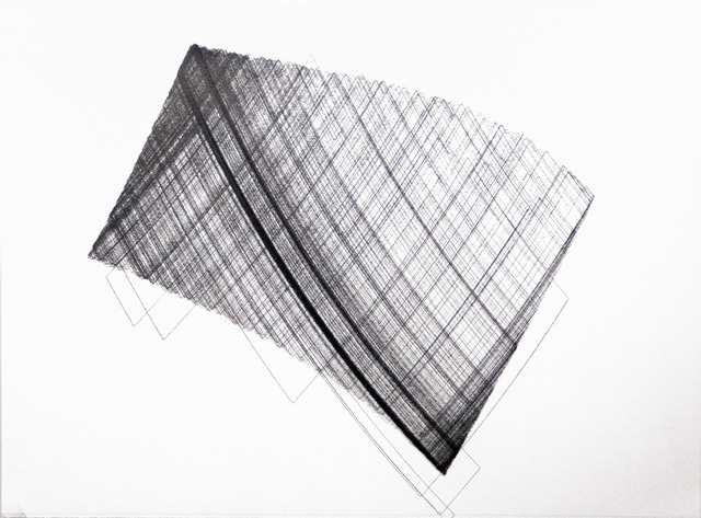 , 'Machine Drawing (2009),' 2009, bitforms gallery