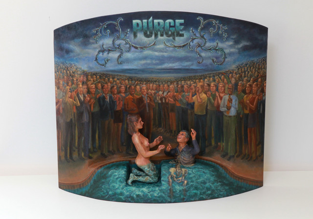 , 'Purge,' 2012, Jonathan LeVine Projects