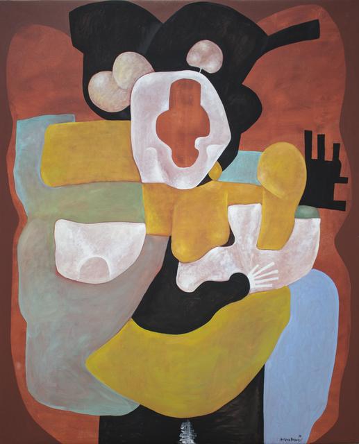 , 'La Giocontra II,' 2019, Matthew Liu Fine Arts