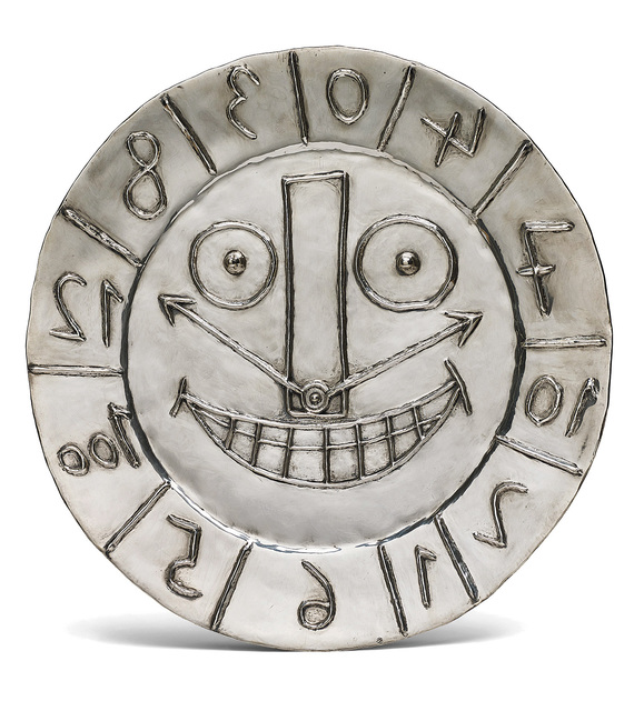 Pablo Picasso, 'Horloge aux chiffres (Clock With Figures)', 1956, Phillips