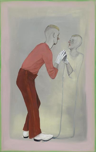 , 'Mirroring,' 2019, COMA