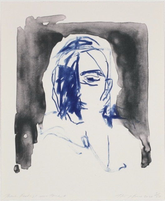 Tracey Emin, 'These Feelings Were True II', 2020, Print, Lithograph on paper, Hang-Up Gallery