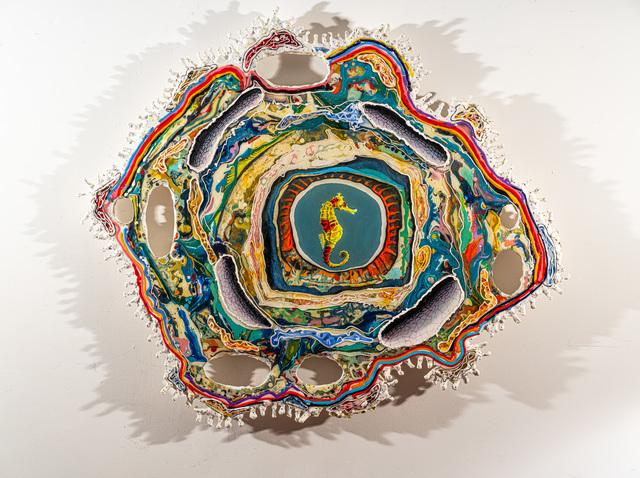 , 'Hippocampus Cuda,' 2019, VK Gallery