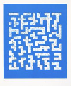 , 'Double Impression IV,' 1978, Alan Cristea Gallery