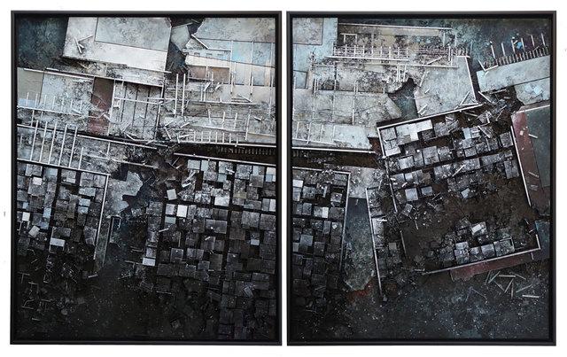 , 'Level 14E,' 2019, Urban Spree Galerie