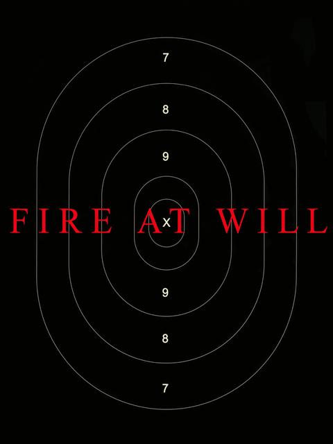 , 'Fire at Will,' 2012, Robert Berman Gallery