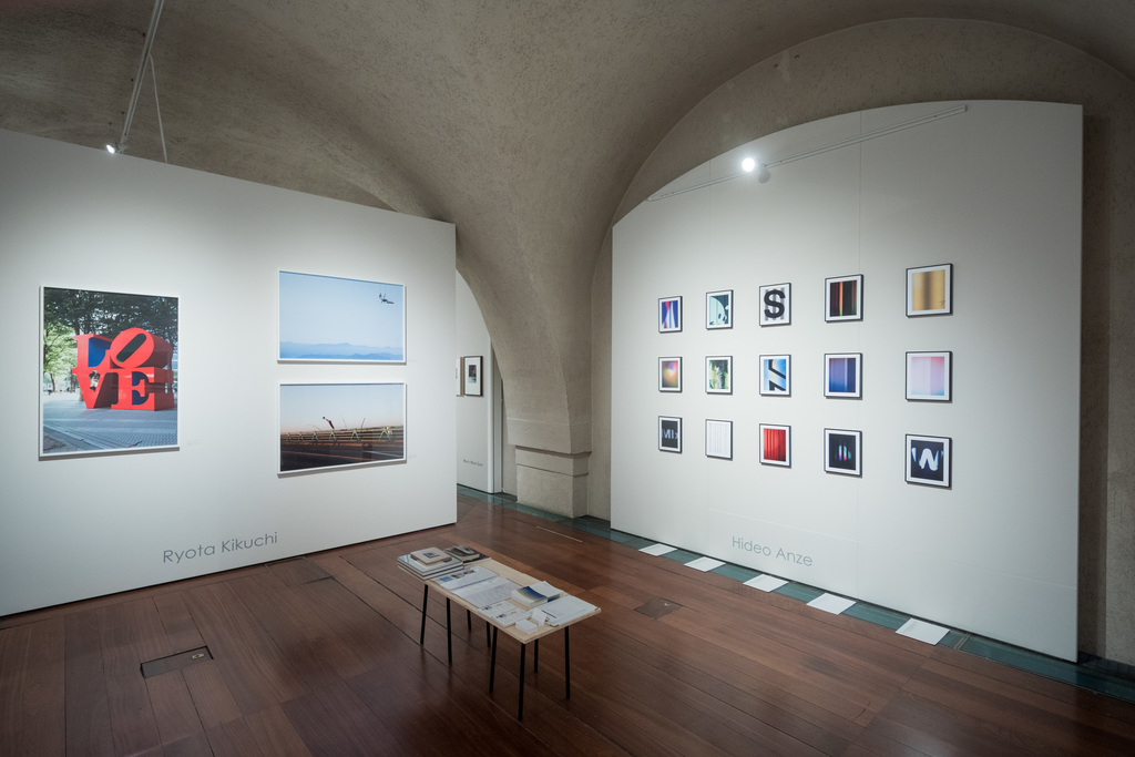 installation view from Photo London 2018 (Somerset House) | photo: Jérémie Souteyrat