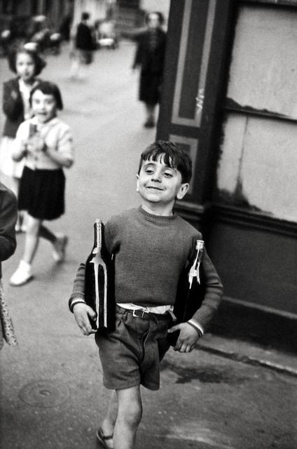 Henri Cartier-Bresson, 'Rue Mouffetard, Paris', 1954, ClampArt