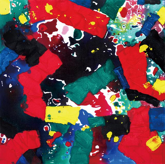 , 'Spiritual moving _생명의 소리Ⅱ-3,' 2015, Gallery Pakyoung