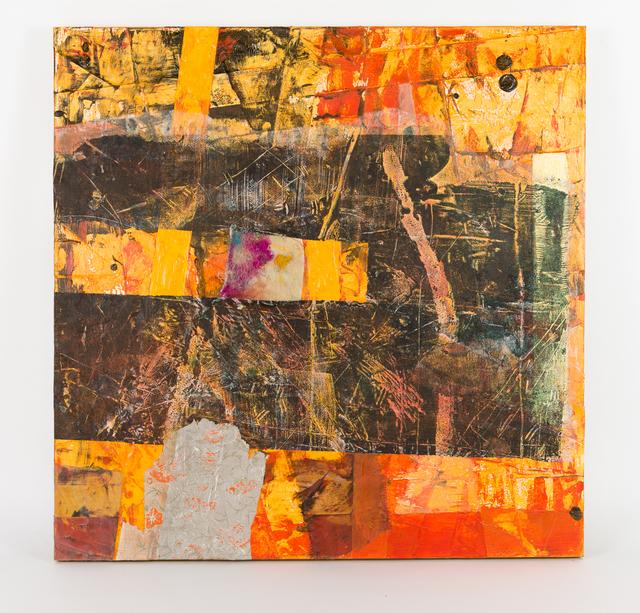 , 'Dense Space,' 2013, Fountain Street