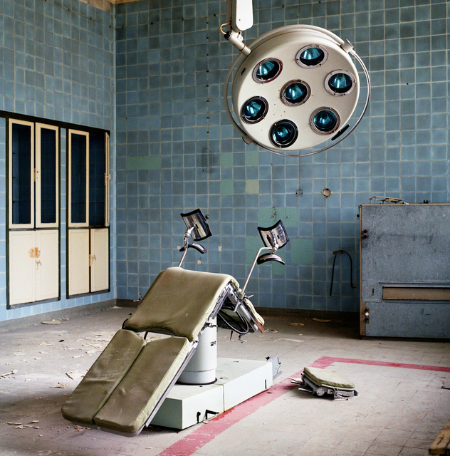 , 'Soviet hospital #1, Germany.,' 1997, Anastasia Photo